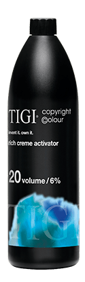 TIGI copyright©olour activator 20vol/6%