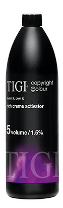 TIGI copyright©olour activator 5vol/1.5%